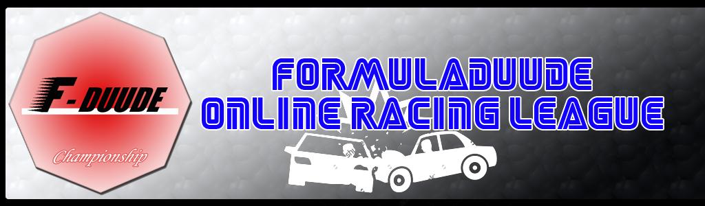 Formula Duude